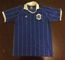 Vintage Nike Brasil CBF CX1 Brazil Futbol Soccer Jersey