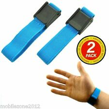 2 Anti Mosquito Wrist Ankle Band DEET Repellent Travel Fly Insect Travel Camping