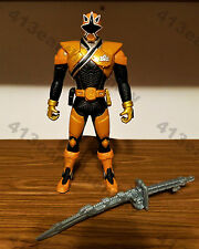 "Power Rangers Samurai ""Switch Morphin Gold Ranger""  (Complete)"