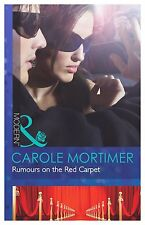 Rumours on the Red Carpet (Mills And Boon Modern),ACCEPTABLE Book
