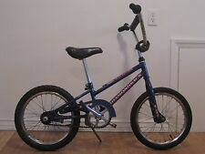 "Super rare Diamondback Mini Photon 16"" bmx race pit bike old mid school survivor"
