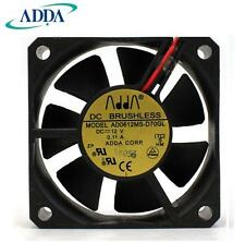 Original ADDA Case radiator Fan AD0612MS-D70GL 12V 0.11A 2months warranty