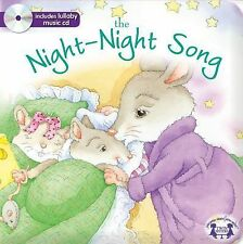 Christian The Night-Night Song Padded Board Book & CD (Snuggle Time)