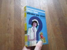 LECTURE ET LOISIR 198 CHERRY AMES infirmiere pour enfant julie tatham 1974 1T EO