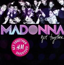 Madonna Get Together  Ex Cond  CD
