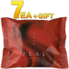 HERA ZEAL Perfumed Soap 7EA SET Cleansers Moisture Natural Amore Pacific + Gift