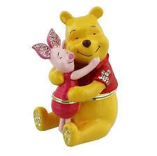 Disney Classics Winnie The Pooh Trinket Box - Pooh & Piglet in Gift Box   22176