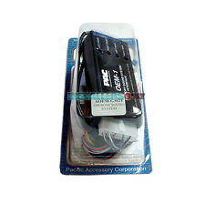 ADD AMP TO FACTORY RADIO OR REPLACE AMPLIFIER INTERFACE 4 GM VEHICLES AOEM-GM24