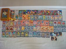 Topps Pokemon TV Animation Edition Tin & Trading Cards MEOWTH 70 Cards Squirtle