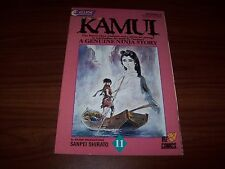 3 The Legend Of Kamui #11 #12 #36 Eclipse Save On Shipping