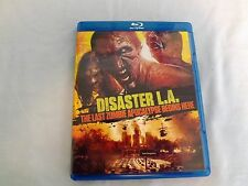 Disaster LA The Last Zombie Apocalypse Begins Here (Blu-ray Disc, Digital Copy)