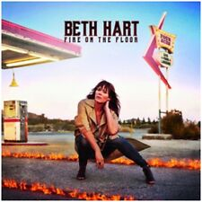 Beth Hart - Fire on the Floor - New CD Album