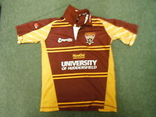Huddersfield Giants Youths 13 - 14 Yrs Rugby League Shirt