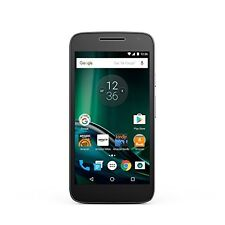 Moto G Play 4th gen. - Black - 16 GB - Unlocked - Prime Exclusive - with Offers