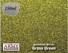 The Army Painter BNIB Battlefields: Grass Green