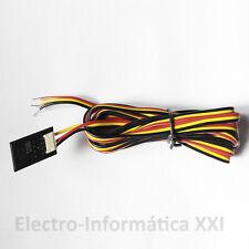 Sonda de Umidità per Igrostato WH8040 220V 3mt cavo Probe Sensore Spedizione