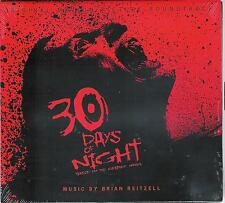 O.S.T. - 30 Days of Night / Music Brian REITZELL / 2007er NEU, still sealed CD !