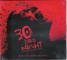 O.S.T. - 30 Days of Night / Music Brian REITZELL / 2007er NEU, still sealed CD !