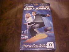 AGENT CODY BANKS (VHS, Special Edition Containing Deleted Scenes) **Like New**