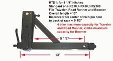 """NEW Hollywood Racks Road Runner Traveler Boomer Hitch Base 1 1/4"""""""