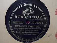 Freddy Martin - What Good Would The Moon Be / Moon-Faced Starry-Eyed 78 record