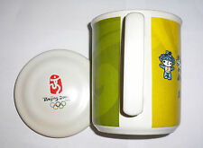2008 Olympic Games Beijing Coffee Cup/Mug with The Official Mascot Fuwa No3