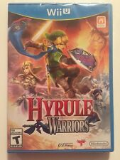 Hyrule Warriors (Nintendo Wii U, 2014) + Sealed & Fast Free Shipping