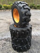 12-16.5 Carlisle Ultra Guard Skid Steer Tires/wheels/rims for Case 1845C 12X16.5