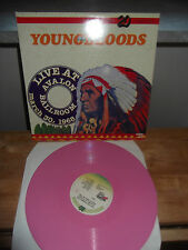"YOUNGBLOODS ""LIVE AT AVALON BULLROOM 30-3-1968"" LP BULLDOG REC ITA 1989 - PINK V"