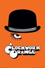 CLOCKWORK ORANGE - MOVIE POSTER - 24x36 - KUBRICK 241390