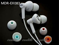 Original Sony MDR-EX083LP Headset Earphone Earbud f Apple iPod Sony MP3 Walkman