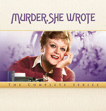 Murder She Wrote Complete Series , BRAND NEW 63-DISC DVD SET, FREE SHIPPING/DVD.