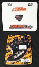 KTM PowerParts SMALL AXLE REAR BRAKE DISC GUARD XC XCF SX XCW EXC U6907872