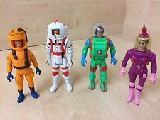Vintage SET Ghostbusters Action Figure 1987 - Real Ghostbusters Fright Features