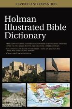 HOLMAN ILLUSTRATED BIBLE DICTIONARY - NEW HARDCOVER BOOK