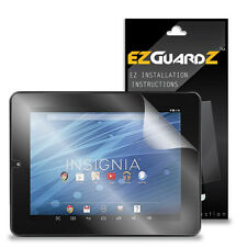 2X EZguardz LCD Screen Protector Skin Cover HD 2X For Insignia Flex 8 NS-15AT08