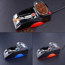 Electric Tobacco Cigarette Rolling Roller Automatic Injector Maker Machine DIY