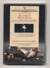 Dvd Invito al Balletto 2 IL LAGO DEI CIGNI Ciajkovskij Marius Petipa Makarova