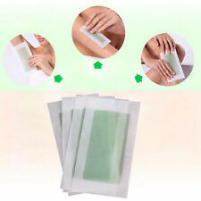 10Sides Wax Strips Papers Leg Body Hair Removal Depilatory Waxing Nonwoven Need
