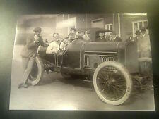 Ansichtkaart / Postcard Sir Malcolm Campbell in Peugeot, Brooklands, UK, 1928