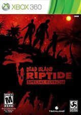 DEAD ISLAND RIPTIDE SPECIAL EDITION NEW & FACTORY SEALED XBOX 360