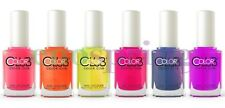 Color Club Poptastic Collection Nail Polish Set of 6 (RIGHT ON w/ NEW FORMULA)