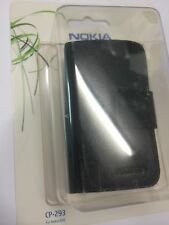Nokia N96 Leather Carrying Case CP-293 Black Original. Brand New in sealed pack.