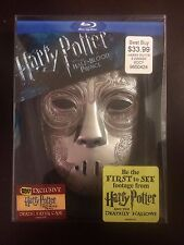 Harry Potter and the Half-Blood Prince (Blu-ray/DVD Combo Pack) Death Eater Case