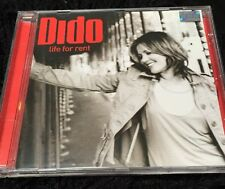 Dido : Life for Rent CD Sheryl Crow Pink Madonna Brazil Edition Import