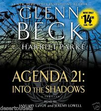 NEW! Agenda 21: Into the Shadows by Glenn Beck [Audiobook]