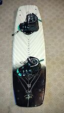 2016 Hyperlite Prizm 134 Wakeboard package with Syn boots 4-8.5