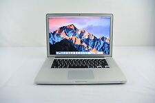 "15"" Apple MacBook Pro 2.3GHz QuadCore i7 8GB 750GB 7200RPM MD035LL/A + Warranty!"