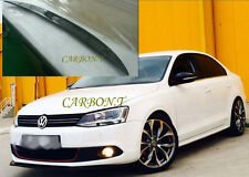 Real Carbon Fiber Volkswagen VW Jetta MK6 Performance Trunk Spoiler NEW Style11+