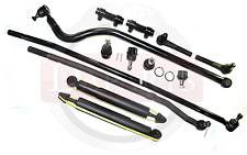 4x4 DODGE RAM 1500 Track Bar Shock Absorber Rack Ends Ball Joints Center Link